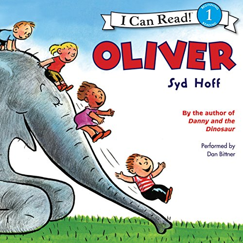 Oliver audiobook cover art