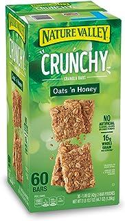 Natures Valley Granola Bars, Crunchy Oats N Honey
