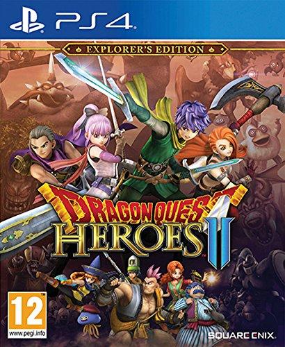 Dragon Quest Heroes II Explorer's Edition