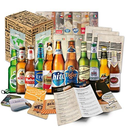 Bier-Probier-Set - Geschenkidee zu Ostern, Geschenkidee für Freund zu Ostern, originelle Geschenkidee