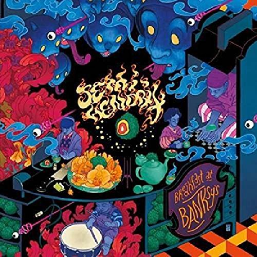 Breakfast at Banksy's [Disco de Vinil]