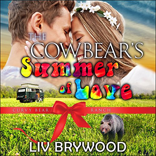 The Cowbear's Summer of Love audiobook cover art