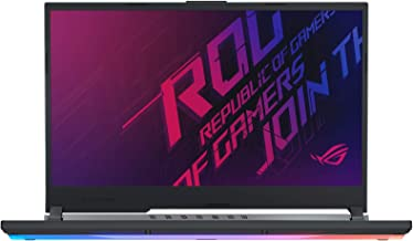 CUK ASUS ROG Scar III G731GW Gaming Laptop (Intel i7-9750H, 16GB RAM, 1TB SSHD, NVIDIA GeForce RTX 2070 8GB, 17.3