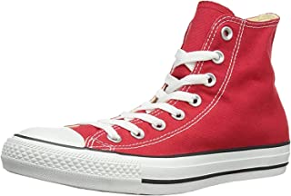 Converse All Star Hi Sneakers Gialle Limone da Donna