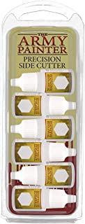 The Army Painter Paint Mixing Empty Bottles - Plastic Dropper Bottles for Acrylic Paint - Empty Plastic Bottles with Squeeze Top, 12ml, Pack of 6