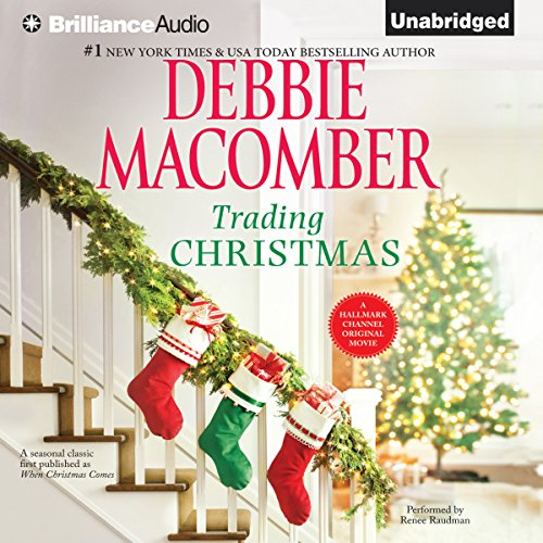 Trading Christmas audiobook cover art