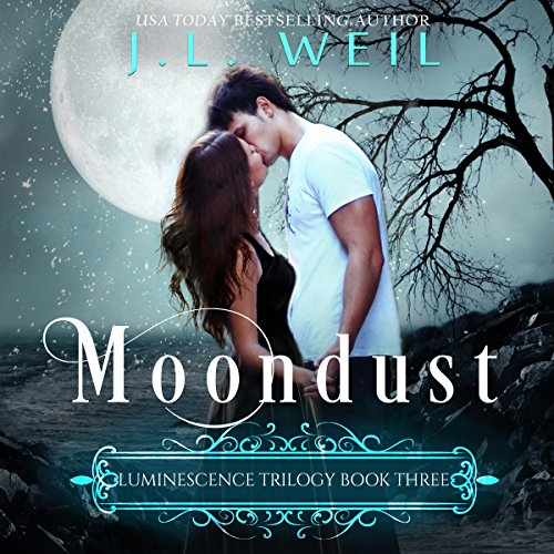 Moondust audiobook cover art
