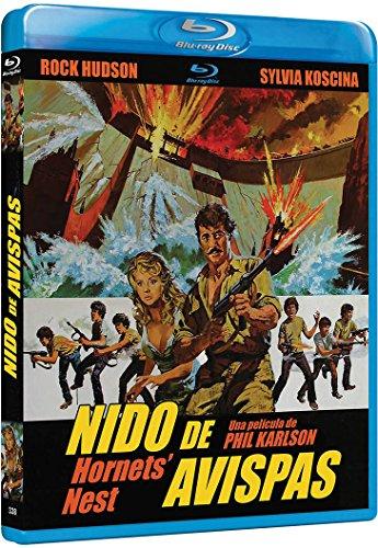 Nido de avispas [Blu-ray]