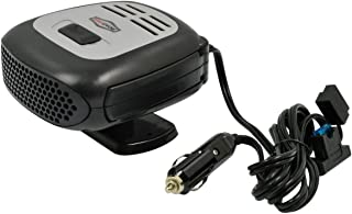 RoadPro RPAT859 Black 12-Volt Heater Fan and Defroster