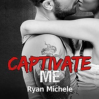 Captivate Me audiobook cover art