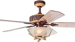 Best rustic log cabin ceiling fans Reviews