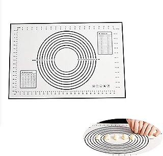 2 pentole antiaderenti in silicone strumento tampone tappetino resistente al calore Scatola in metallo