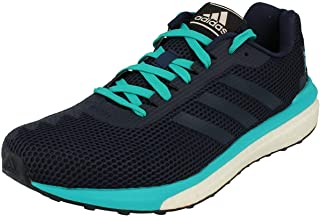 best loved f611d 53376 adidas Vengeful Hommes Running Sneakers (UK 8 US 8.5 EU 42, Blue White  Turquoise