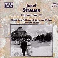 Josef Strauss Edition 20 (2001-07-28)