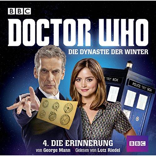 Die Erinnerung (Doctor Who: Die Dynastie der Winter 4) Titelbild