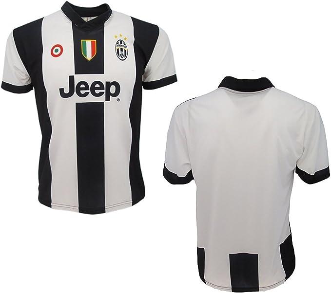 Maglia Juventus Replica Ufficiale 2016-17 Senza No Nome Numero ...