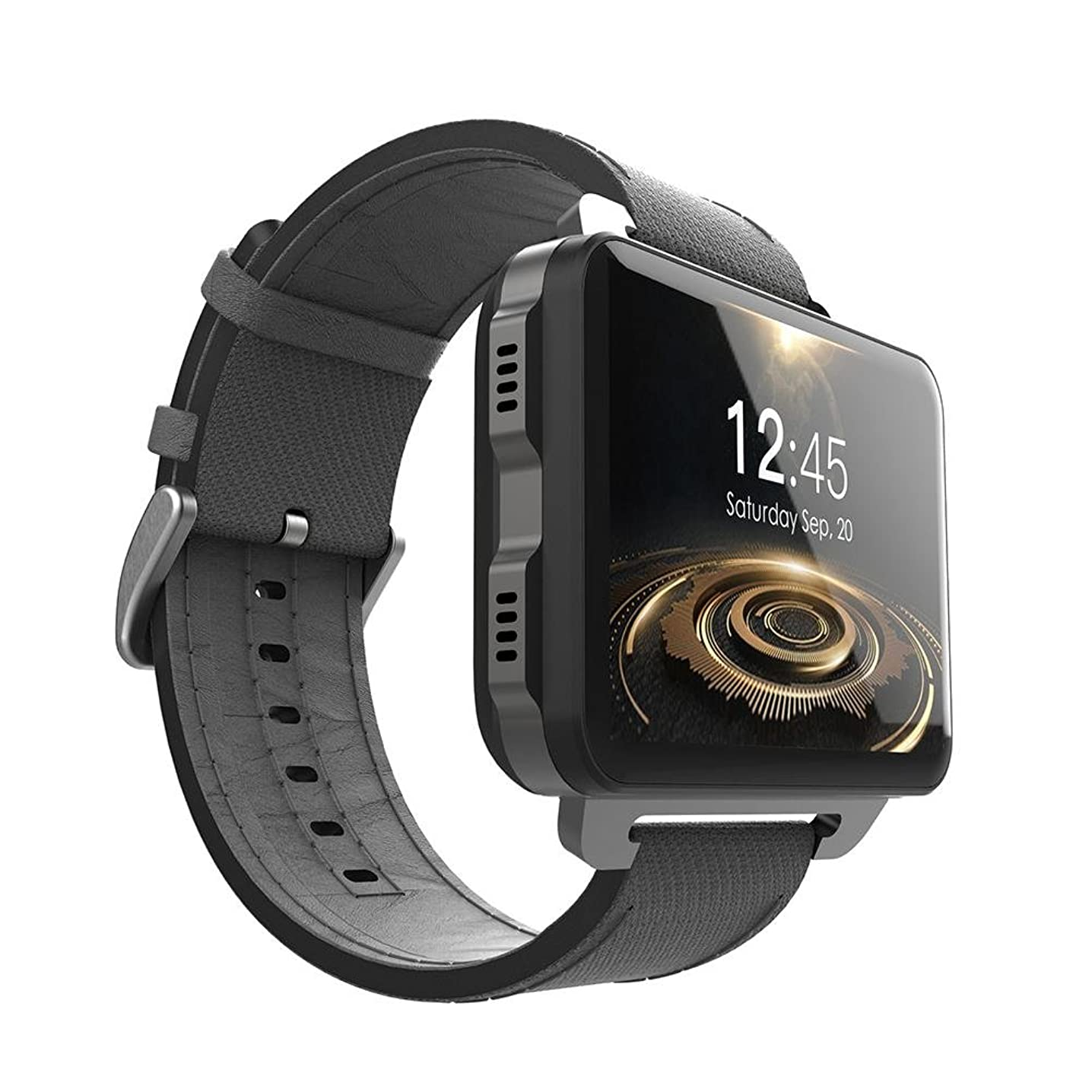 Genekun Smart Fitness Watch Browser Heart Rate Monitoring DM99 Large Color Screen 3G 1RAM+16ROM