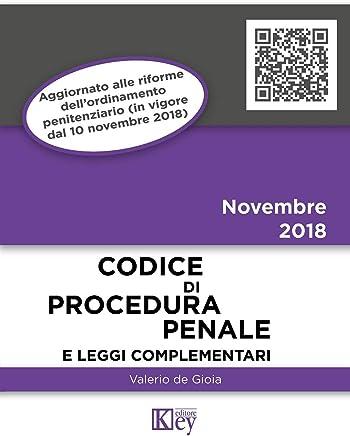 Codice di Procedura Penale e leggi complementari (Codici Tascabili)