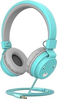 Geekria Auriculares para niños, 85 dB ANC para niños, volumen limitado para protección auditiva, para aulas escolares y ed...