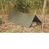 Snugpak Stasha G2 Versatile Bivvi Shelter, Waterproof, Lightweight, Olive
