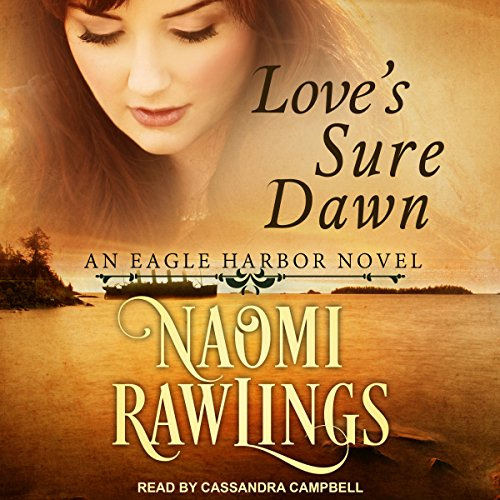 Love's Sure Dawn audiobook cover art