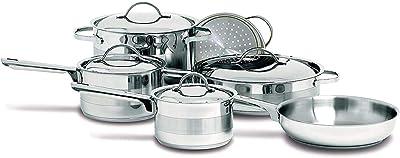 Cuisinox Gourmet 10 pc Cookware Set