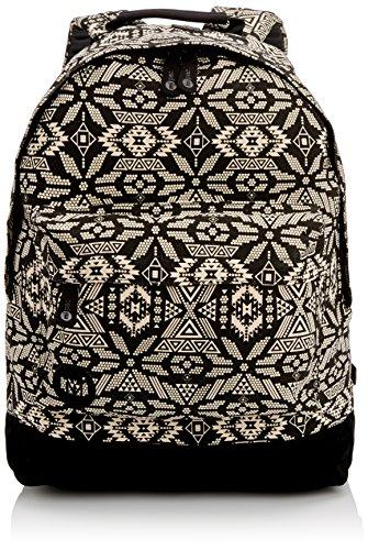 Mi-Pac Premium Backpack Mochila Tipo Casual, 41 cm, 17 litros, Alpine Blk/CRM