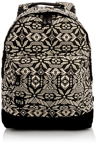 Mi-Pac Backpack - Black/Cream