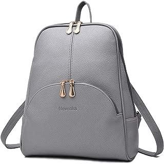 Brand Women Bags Backpack Purse PU Leather Zipper Bags Casual Backpacks Shoulder Bags