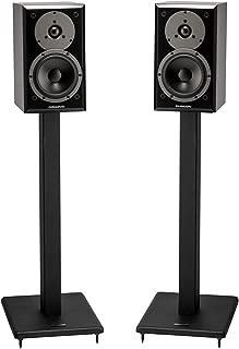 Pangea Audio DS100 All Steel Speaker Stand Pair (28 Inch)