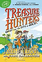Treasure Hunters: Quest for the City of Gold (Treasure Hunters (5))