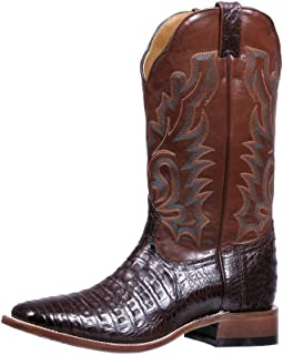 BO-5503-E American Boots – Men's Cowboy Boots – Brown Leather