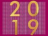 Oliver Bonas: 2019 Wall Calendar