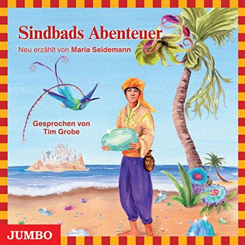 Sindbads Abenteuer Titelbild