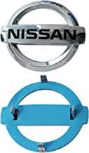 Coolsport Car Front Grille Emblem for 2007-2013 Ni-ss...
