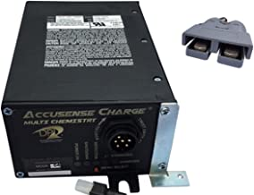 24V 20A High Frequency On Board Pallet Jack Battery Charger with SB175 Conector by DPI