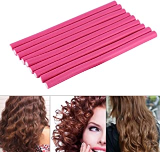 1 lot 10Pcs/Set Soft Magic Hair Rollers Curler Maker Foam Magic Air Hair Roller
