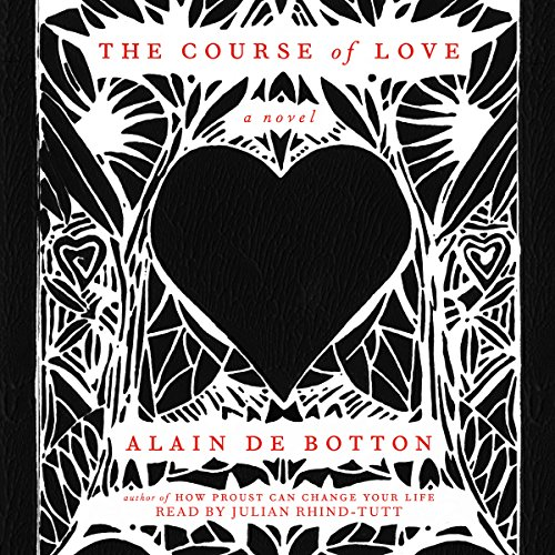 The Course of Love audiobook cover art