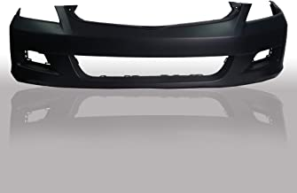 Make Auto Parts Manufacturing Front Bumper Cover Primed With Fog Light Holes For Honda Accord Sedan 2006 2007 - HO1000235
