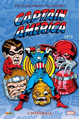 Captain America: L'intégrale 1973 (T07)
