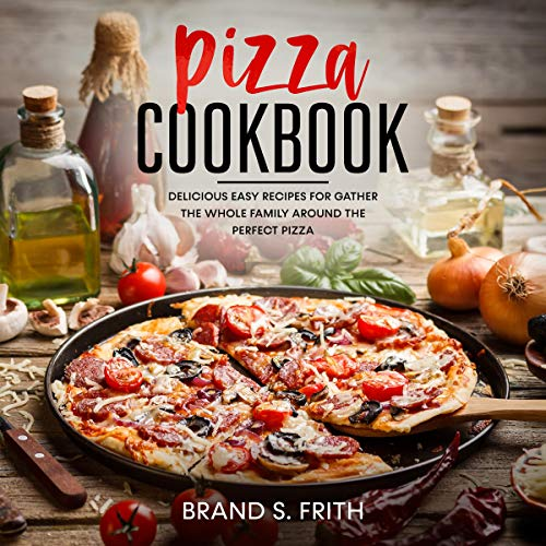 Pizza Cookbook cover art