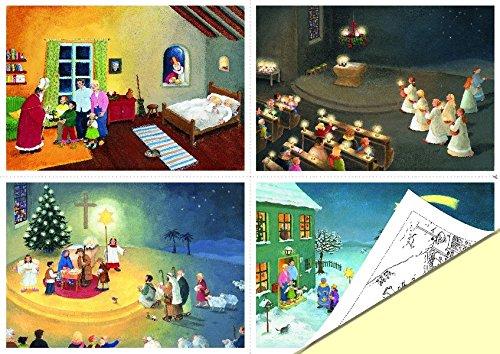 BENs Weihnachtsposter: Plakat mit Kopiervorlagen und Methodenhilfen