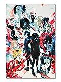 CoolChange Puzzle de Tokyo Ghoul, 1000 Piezas, Tema: el Mundo de Ken Kaneki