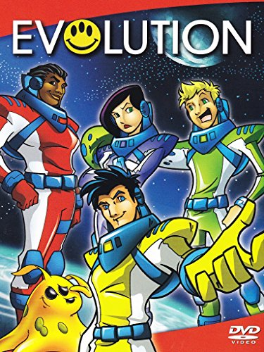 Evolution 1 - Evolution 2 - Evolution 3