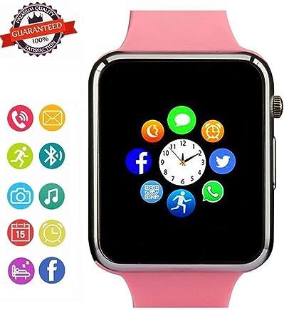 Bluetooth Smart Watch - Wzpiss Life Waterproof Smart...