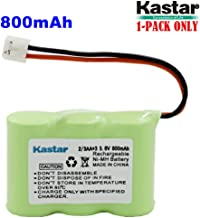 Kastar 1-Pack 2/3AA 3.6V 800mAh EH Ni-MH Rechargeable Battery for AT&T 2422 80-5074-00-00 Lucent 2422 Vtech ia5870 ia5882 Sanik 3SN-2/3AA30-S-J1 Cordless Phone (Check Your Cordless Phone Model Down)