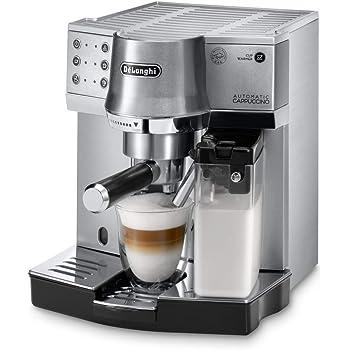 De'Longhi Einkreiser Espressomaschinen mit Siebträger EC 860.M