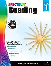 Spectrum Paperback Reading Workbook, Grade 1, Ages 6-7
