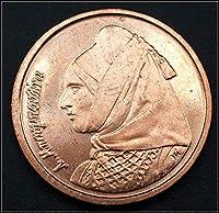 コインコレクション記念コインGreece 1 Drakma Coin Year Random KM150