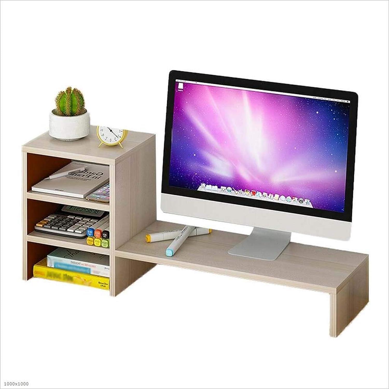 Display Height Increase Shelf Storage Computer Monitor Bracket Desk Keyboard Storage Storage Shelf,B